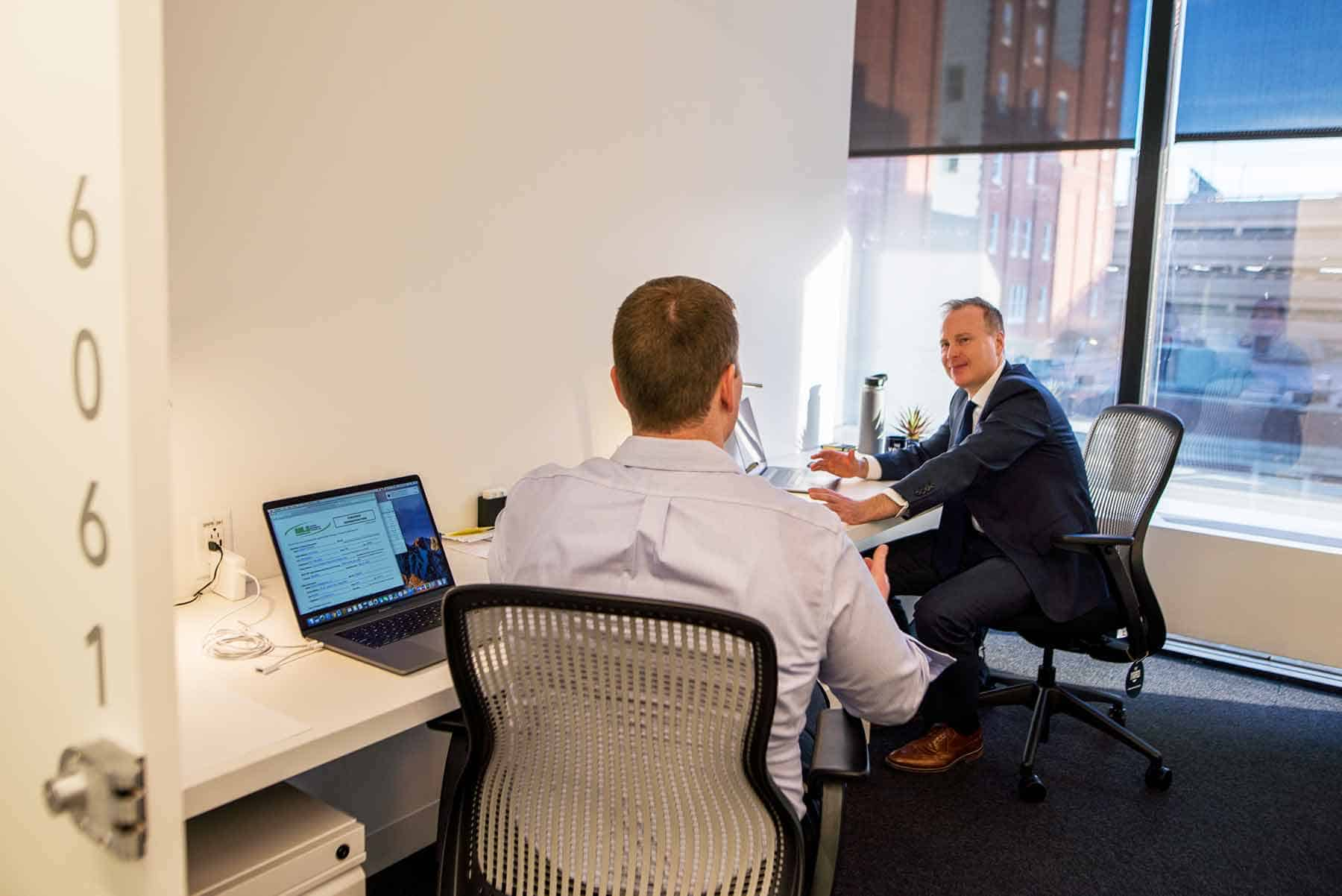 2-Desk Private Office