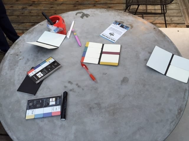 moleskine The Yard Lower East Side coworking private offices
