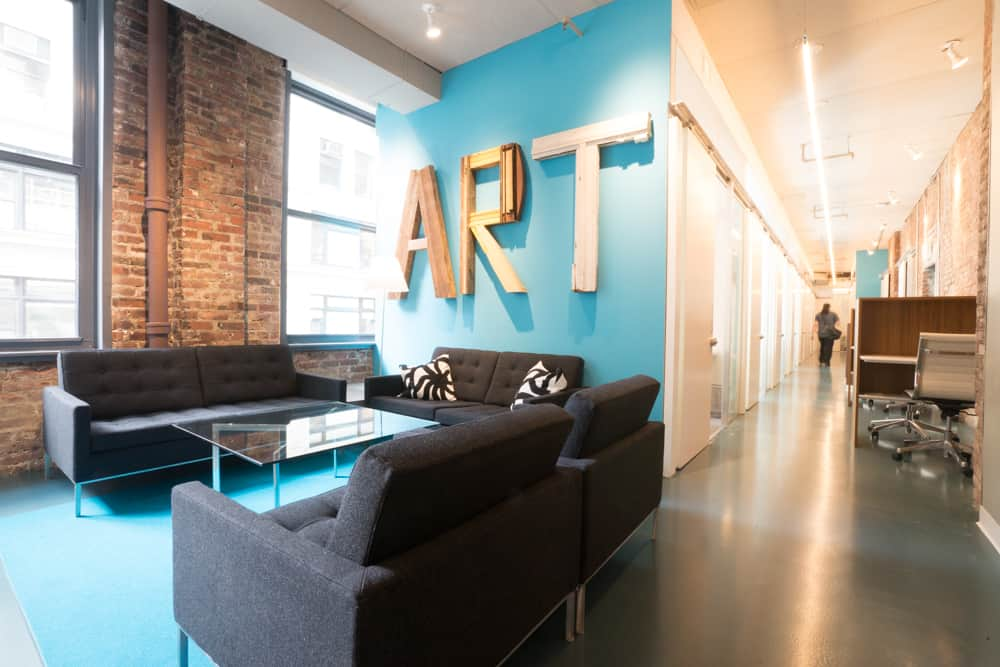 The Yard coworking private offices NYC Philly Boston DC