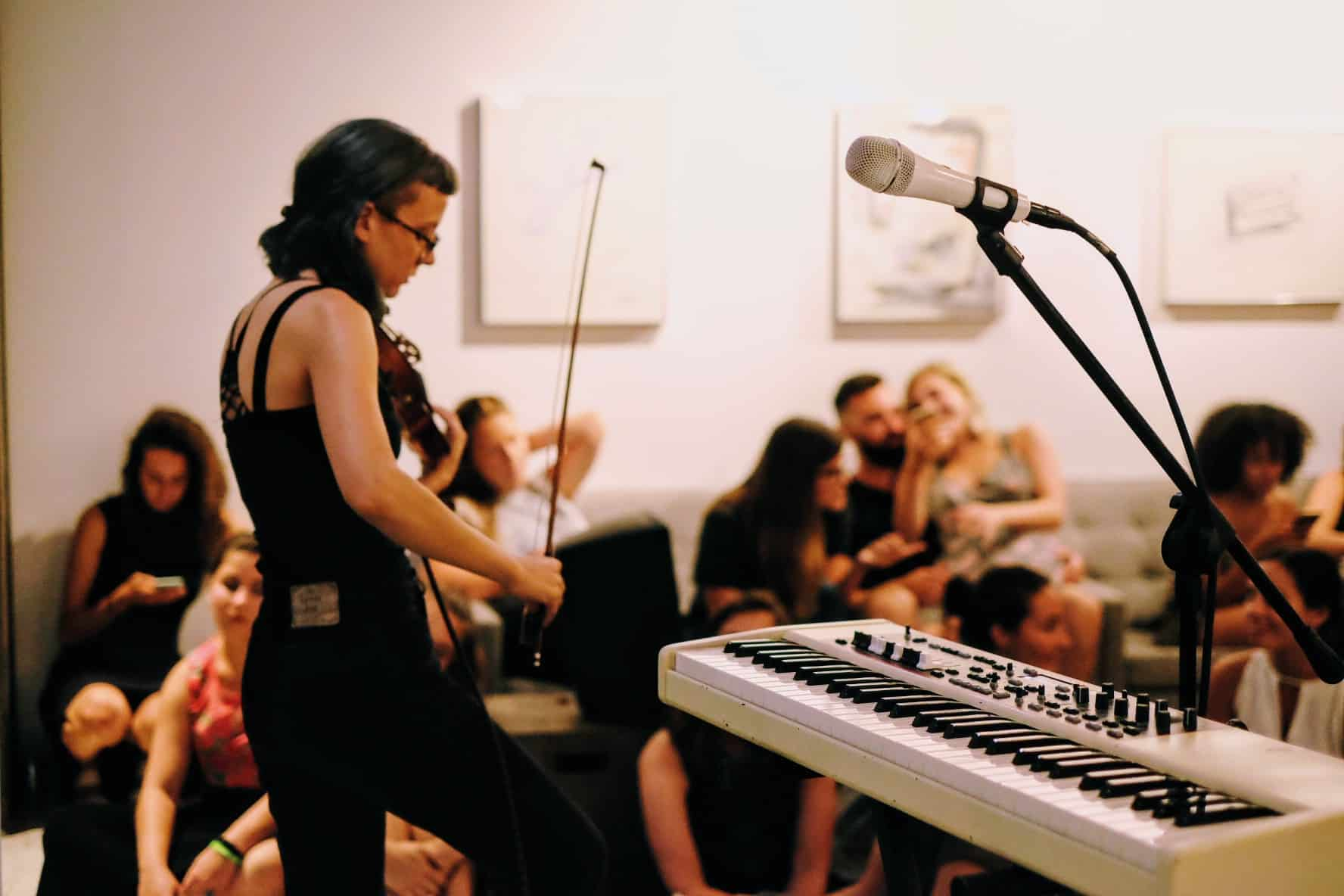 Celebrating Music With Sofar Sounds The Yard Space To Work