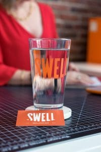 Member Staci Anderson's Swell Glass