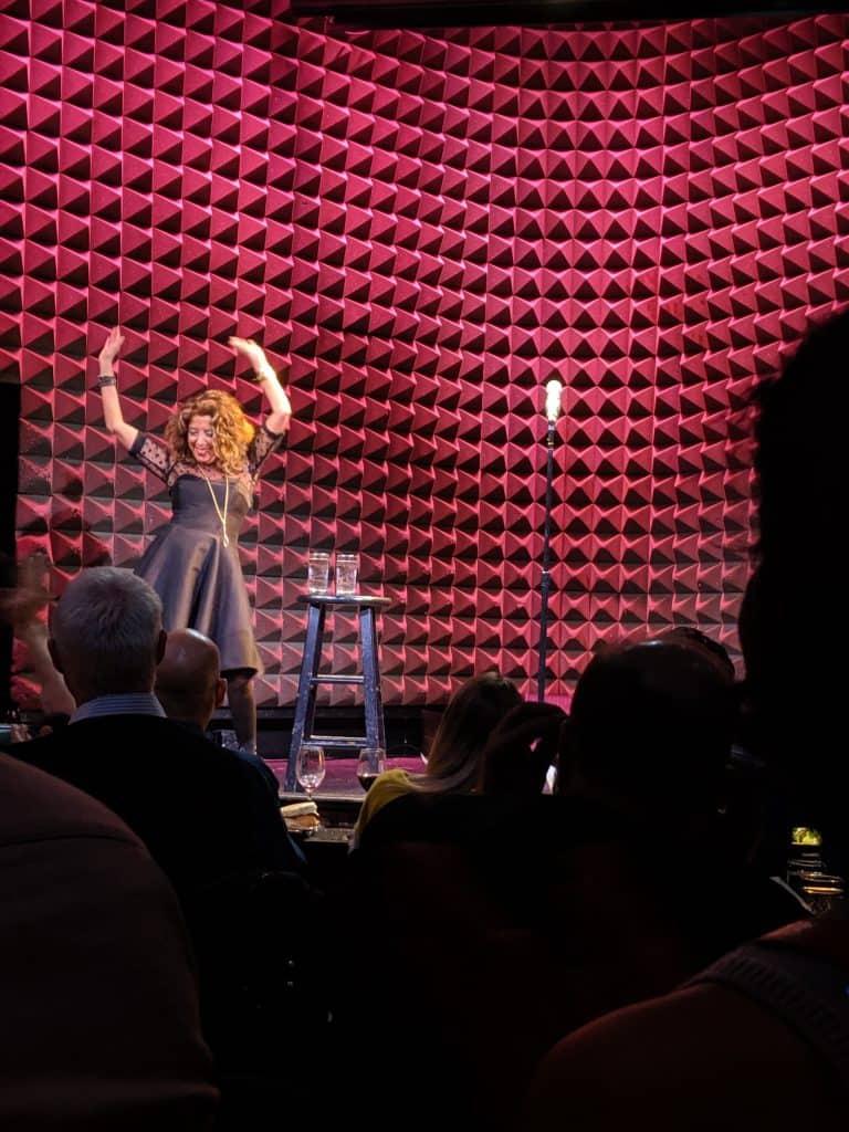 Sandi Marx at Joe's Pub
