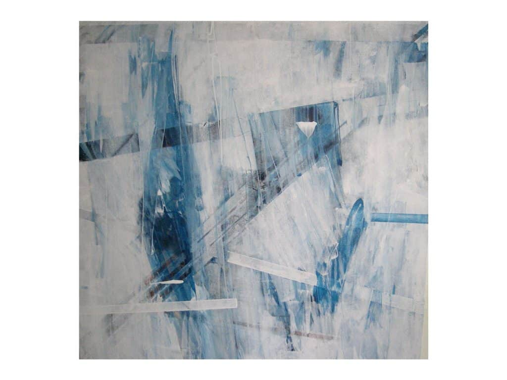Blue Does by Pamela Reynolds